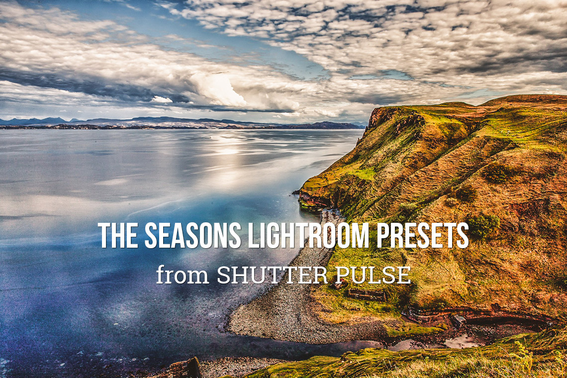 The Seasons Lightroom Presets