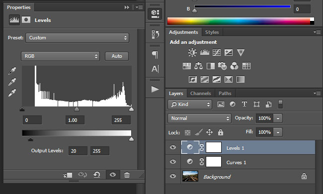 How to Create a Beautiful Faded Effect in Photoshop