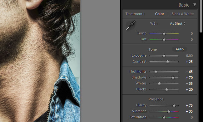 Creating HDR Effects in Lightroom and Photoshop