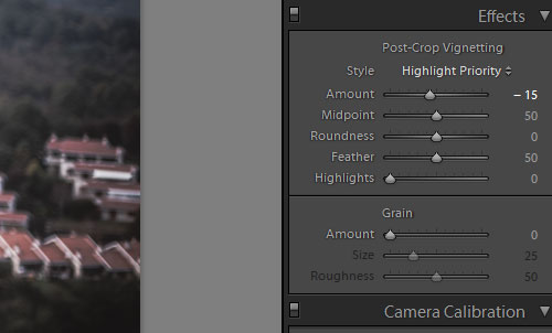 How to Create a Cinematic Effect in Lightroom
