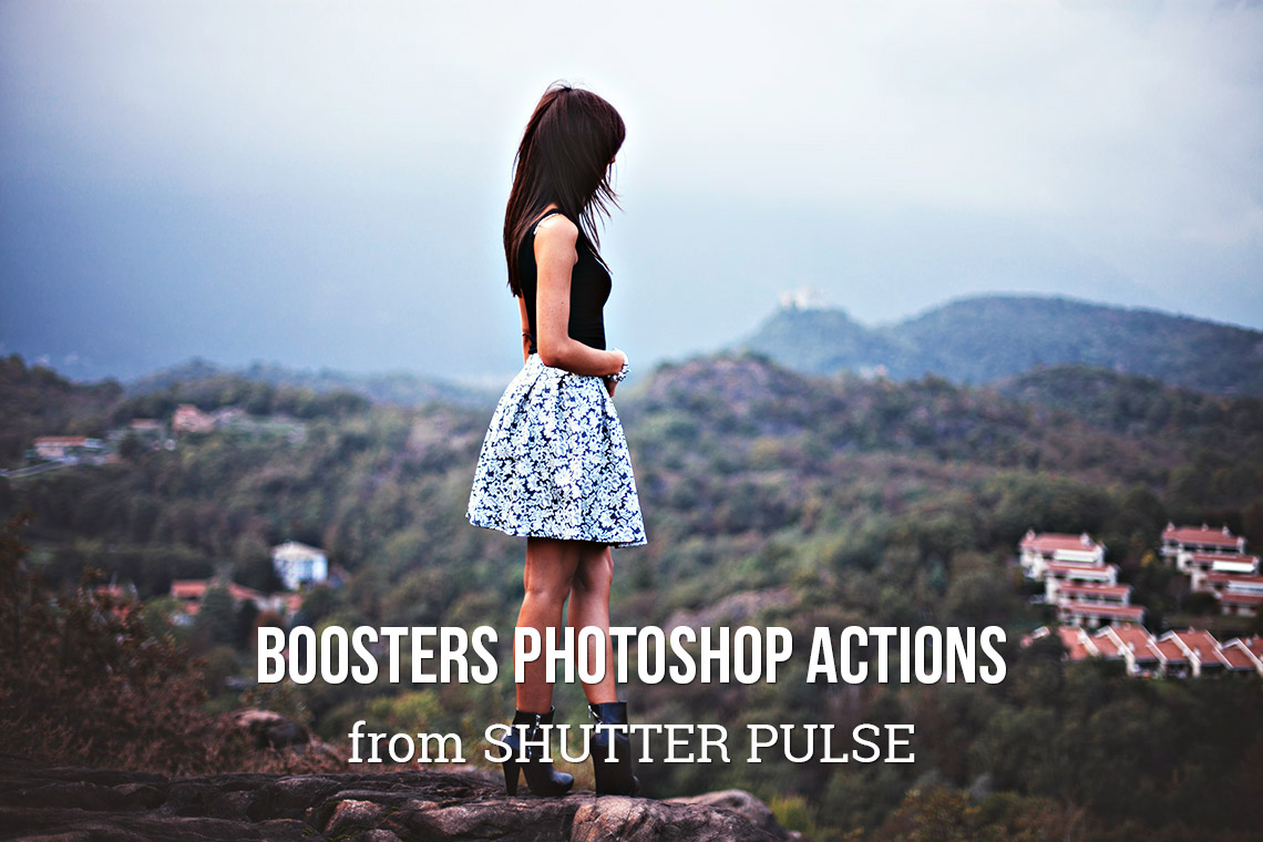 Boosters Photoshop Actions
