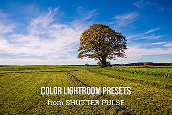 Color Lightroom Presets