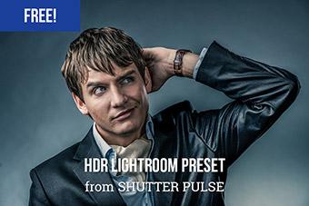 Somber HDR Lightroom Preset