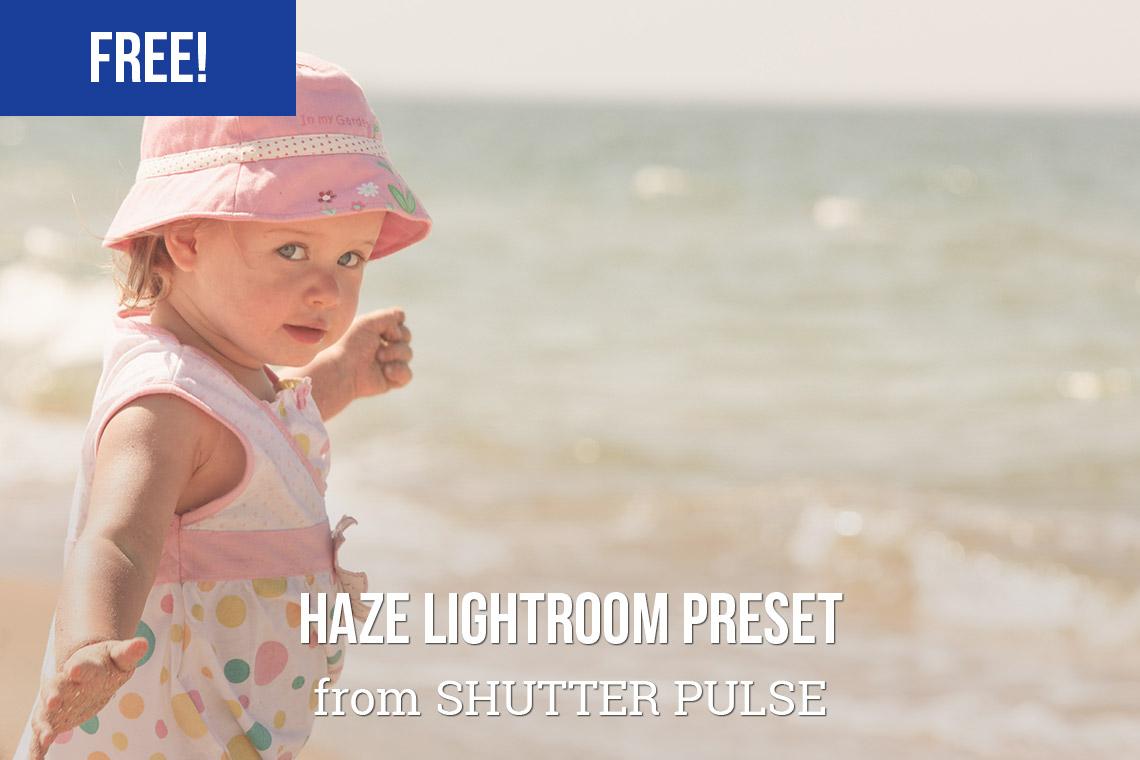 Free Haze Lightroom Preset