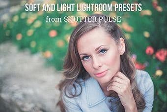 Soft & Light Lightroom Presets