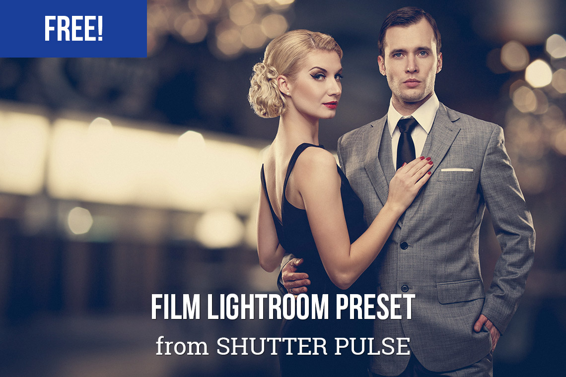 Free Film Lightroom Preset