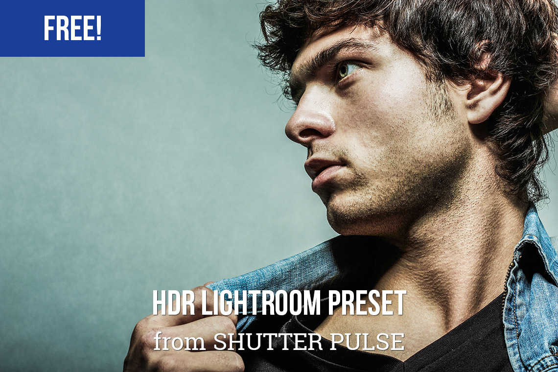 Free Strong HDR Lightroom Preset