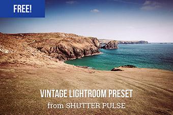 Vintage Touch Lightroom Preset