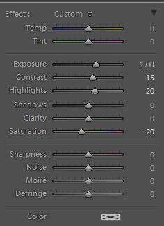 How to Create a Light Leak Effect in Lightroom