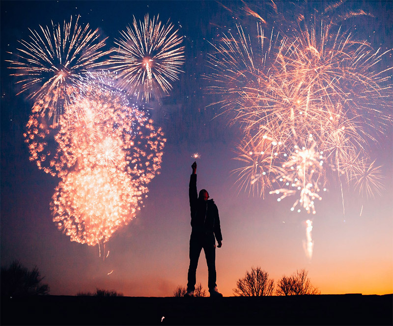 How to Photograph Fireworks
