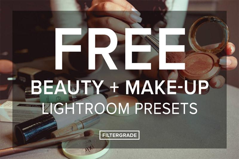 Beauty & Makeup Lightroom Preset