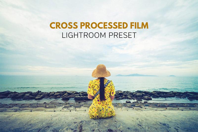 Cross Processed Film Lightroom Preset
