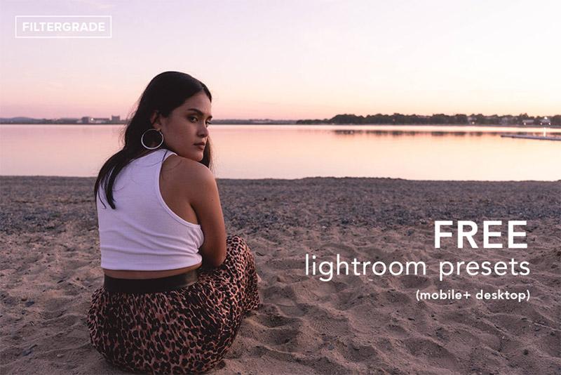 Lucia Lightroom Preset